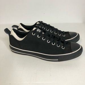 Converse CTAS Low Ox Synthetic Leather Sneakers